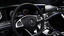 2018 Mercedes E-Class Coupe teaser