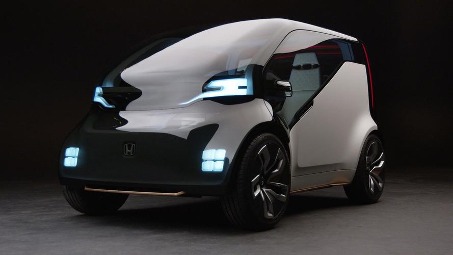 Honda NeuV konsepti sahibine para kazanabiliyor