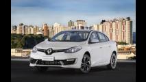 Na contramão de Civic e Corolla, Fluence fica mais barato e parte de R$ 69.990