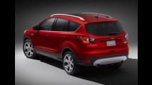 Ford Escape 2017 ganha novo visual, mais tecnologia e motores EcoBoost