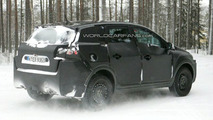 SPY PHOTOS: Ford IOSIS-X