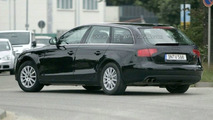 Audi A4 Avant, spied last month