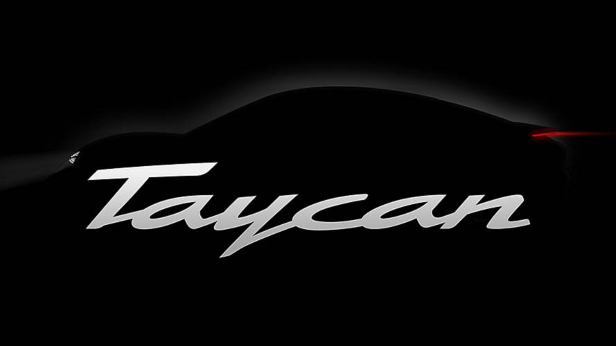 Porsche's electric supercar to be called the Taycan