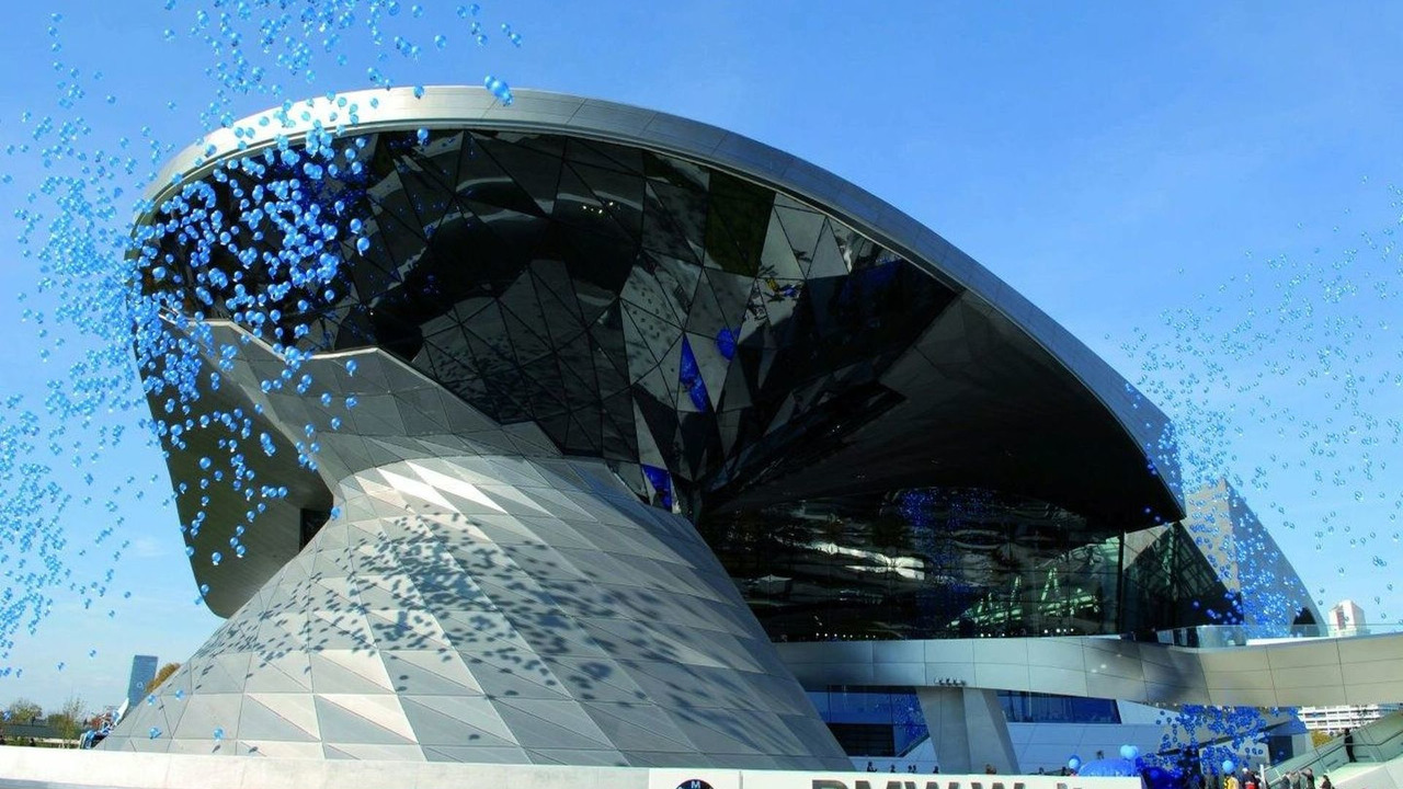 BMW Welt Grand Opening