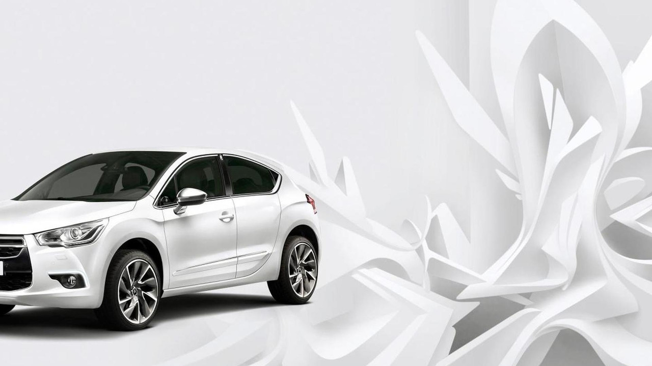Citroen DS4 Pure Pearl