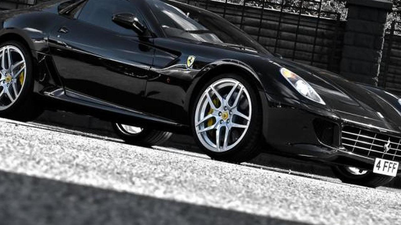 Ferrari 599 GTB Fiorano by Kahn Design