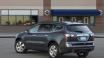 2013 Chevrolet Traverse 28.3.2012