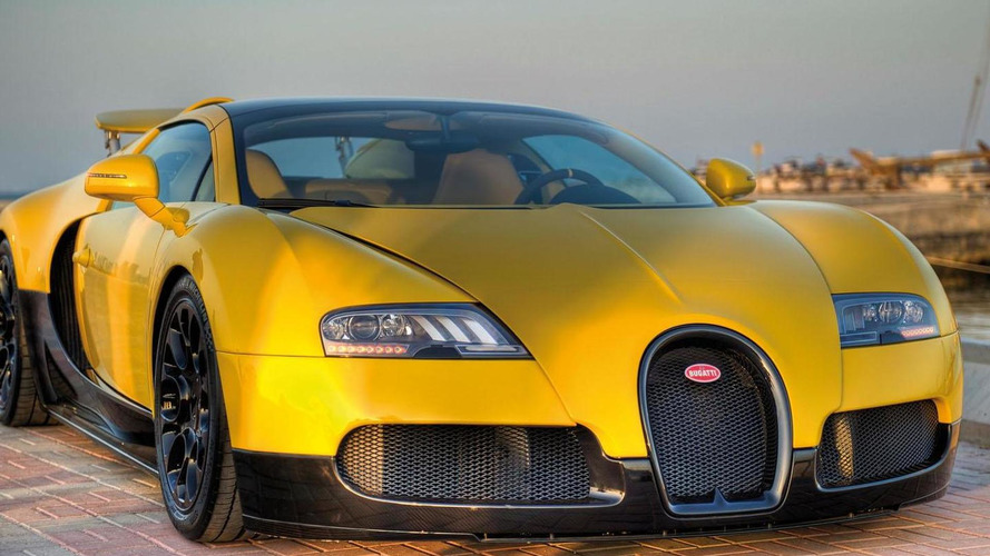 Bugatti Veyron Grand Sport production slated to continue through 2014