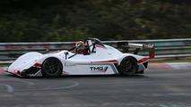 TMG EV P002 sets a new Nurburgring lap record