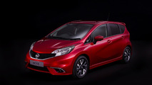 2013 Nissan Note (Euro-spec)