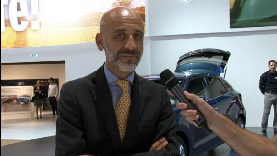 Salone di Francoforte, Suzuki Baleno e il pianale del futuro [VIDEO]