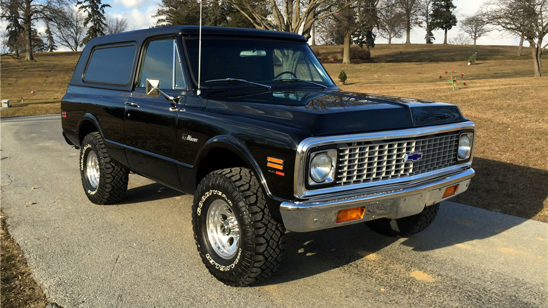 Why Did This 1971 Chevy K5 Blazer Sell For $220K