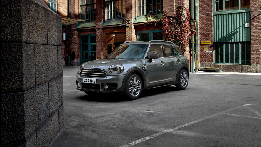 Mini Countryman 2017 - Les versions One et One D arrivent
