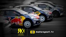Motorsport.tv to exclusively broadcast FIA World Rallycross Championship live in UK & Ireland
