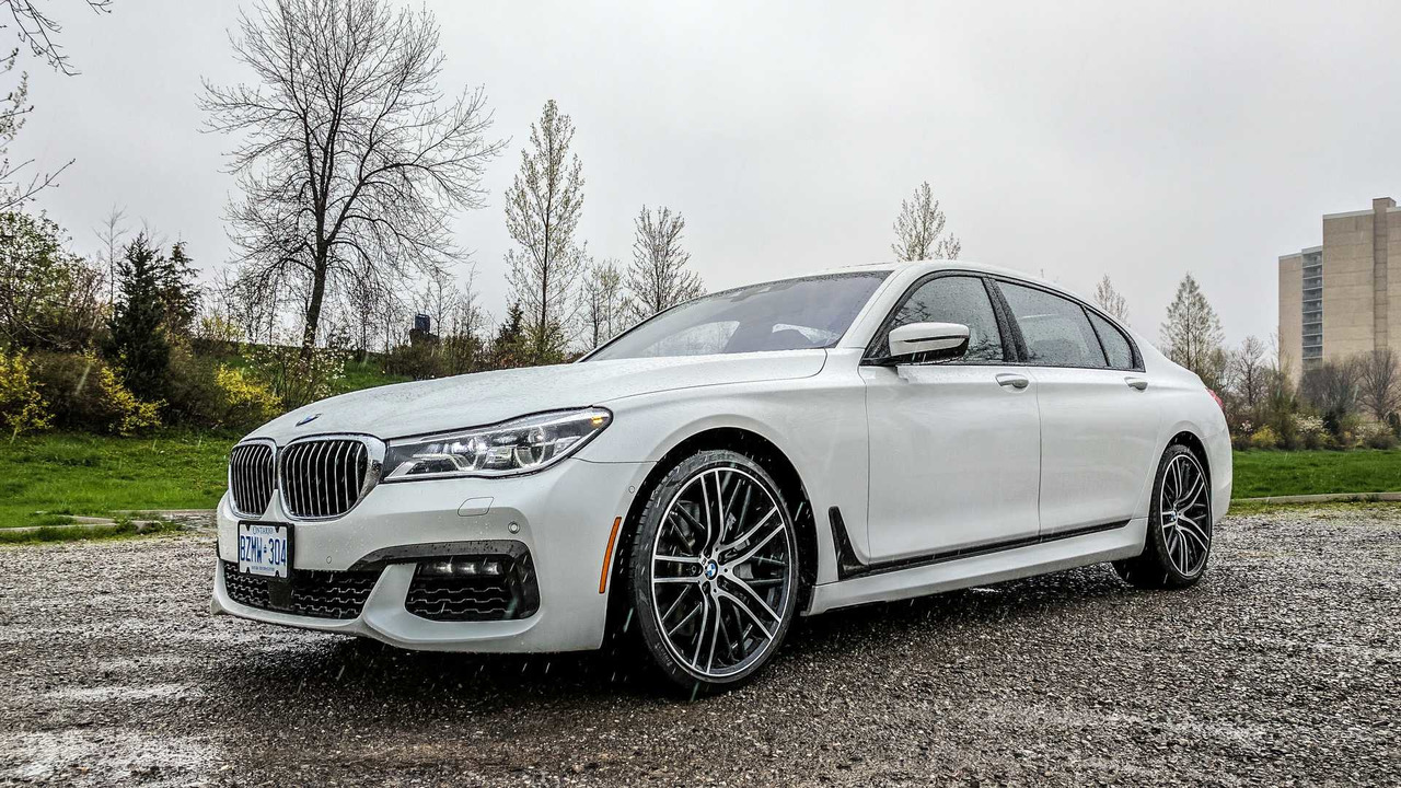 Go In Depth With The 2018 Bmw 750li In Facebook Live Video