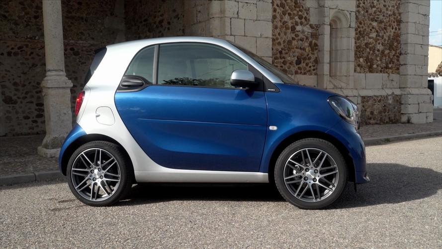 ¿Qué coche comprar? smart BRABUS fortwo 2017