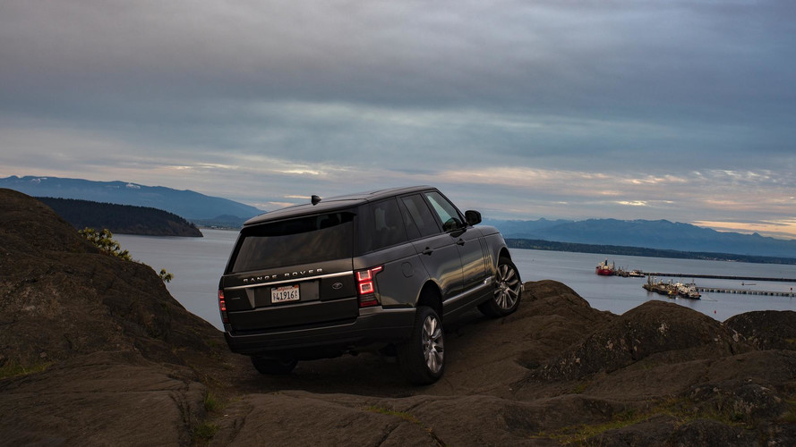 Scouting Ultimate Vistas With Land Rover In The Pacific Northwest