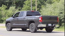 Toyota Tundra with Camry grille