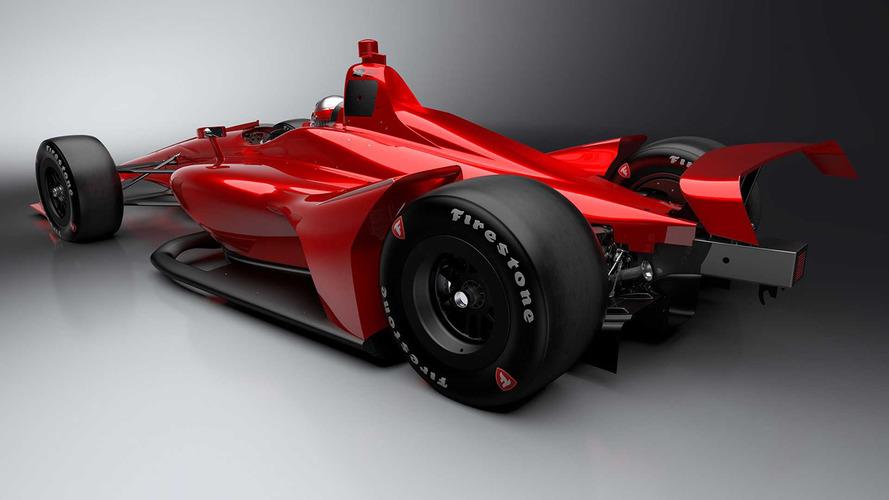 IndyCar Releases More 2018 Car Renderings