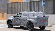 2018 Dacia Duster spy photo