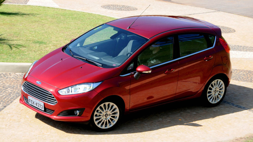 Ford New Fiesta chega aos 250 mil fabricados no Brasil