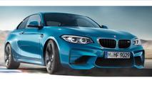 BMW M2 restyling filtrado