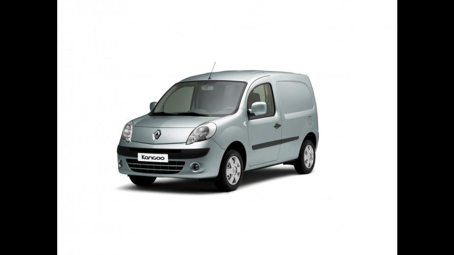 Pieno di novità per Renault Kangoo Express