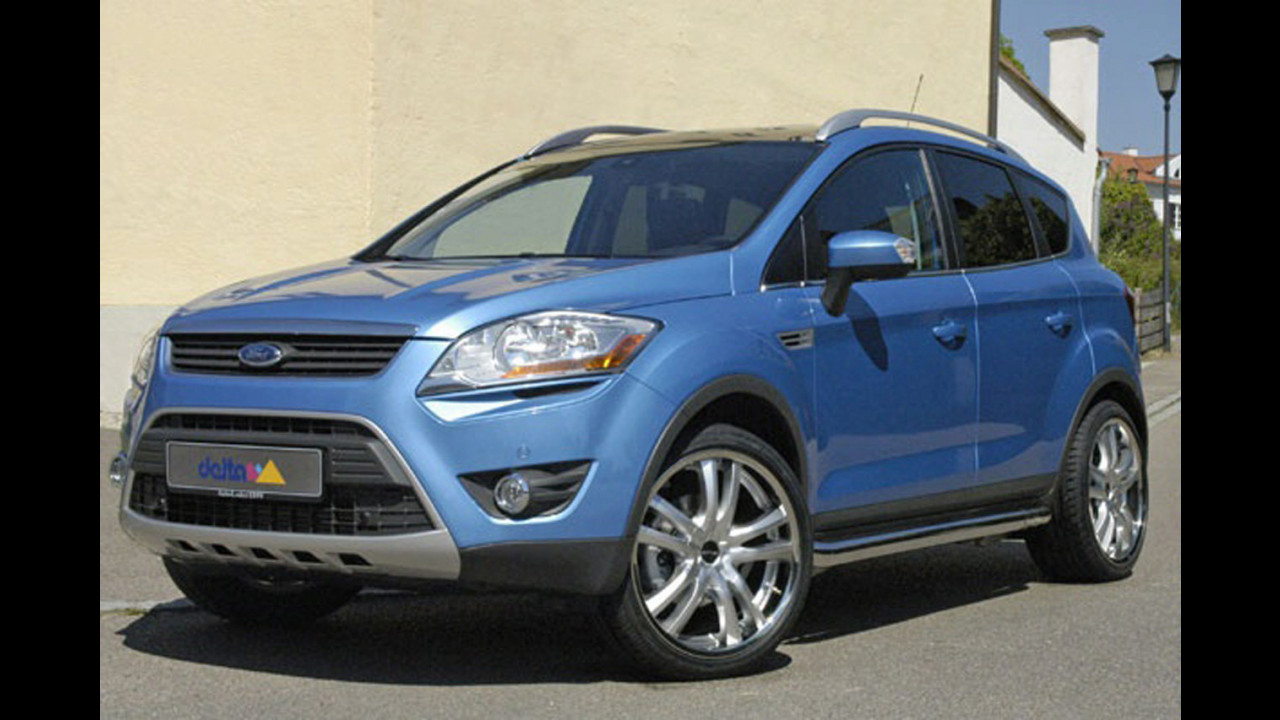 Ford Kuga by Delta4x4