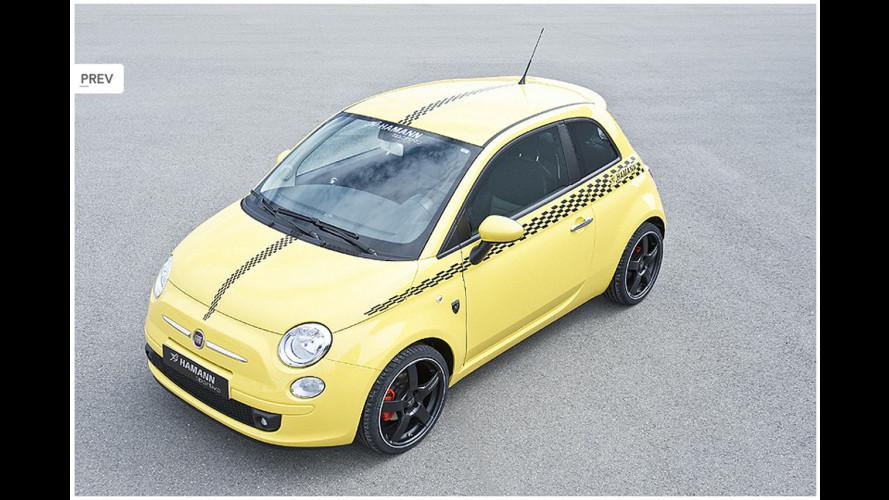 Fiat 500 by Hamann