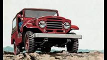 Toyota Land Cruiser, la storia