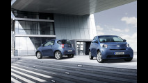 Toyota iQ model year 2011