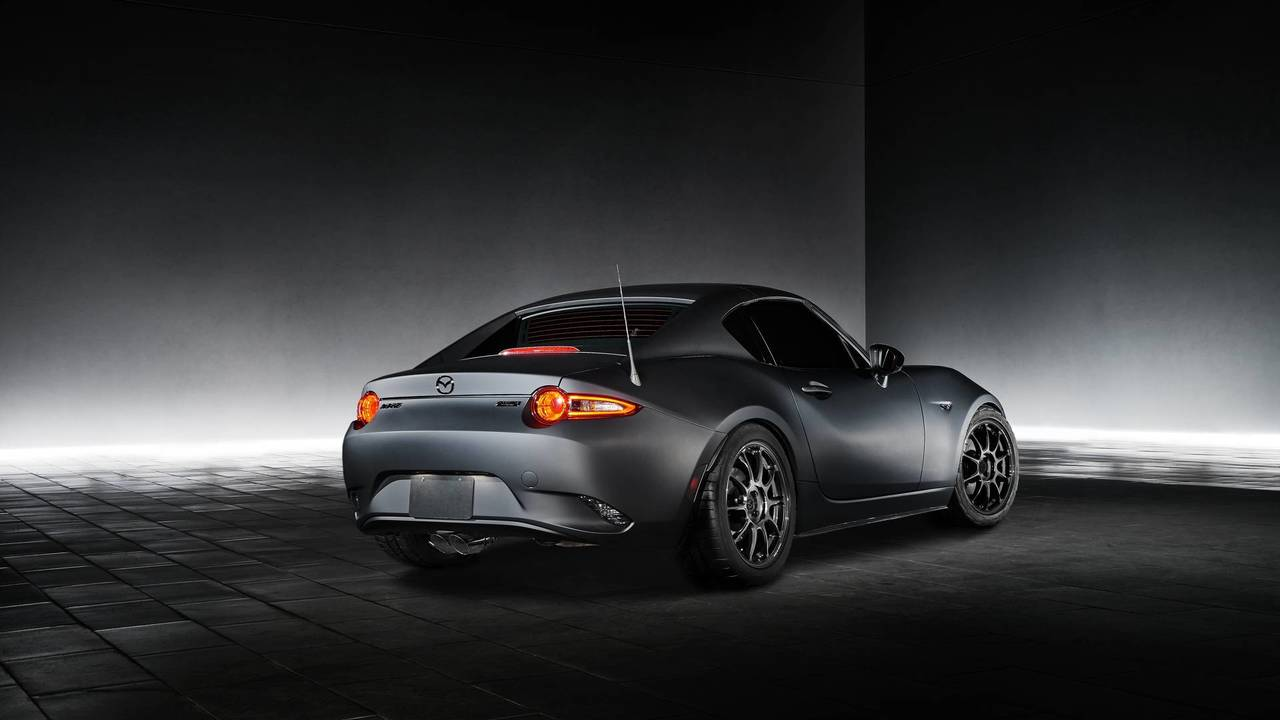 Mazda MX-5 ND Kuro konsepti