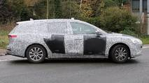 Ford Focus 2018 familiar, fotos espía