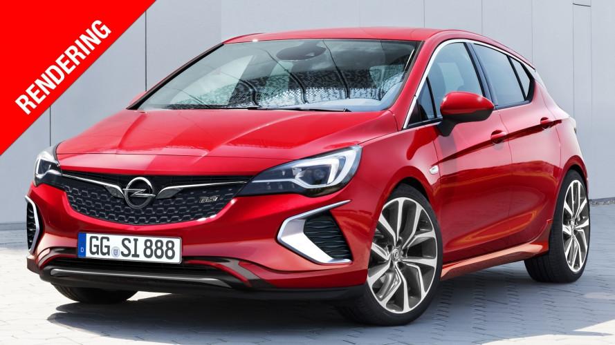 Opel Astra GSi, la sportiva per chi non vuole esagerare