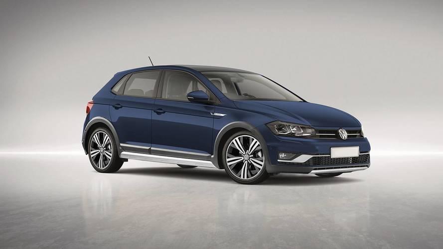 Render Volkswagen Polo Alltrack 2018, ¿tendría hueco en la gama?