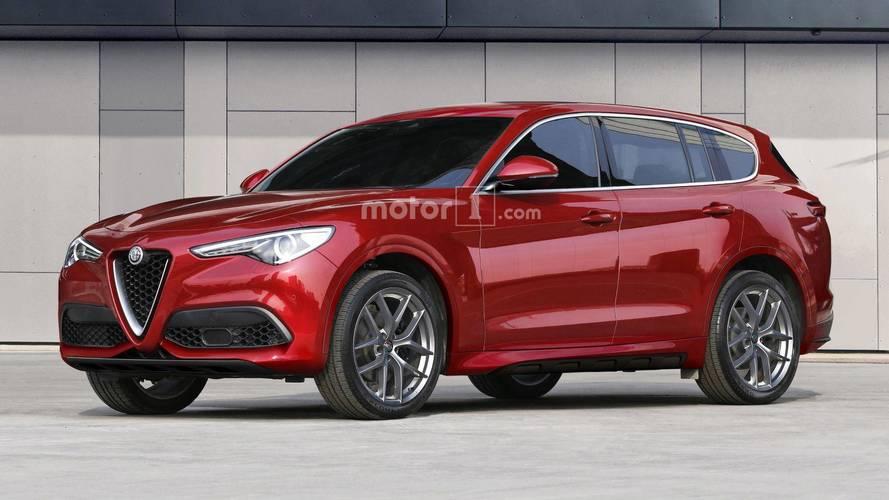 Yeni Alfa Romeo SUV, markanın en büyük otomobili olacak
