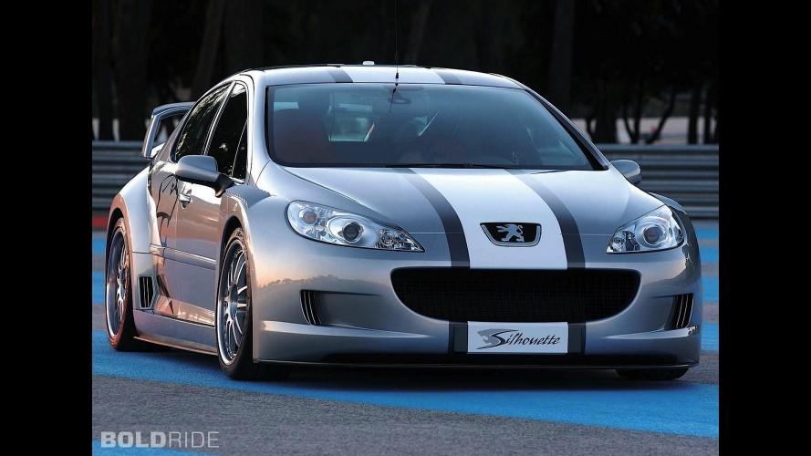 Peugeot 407 Silhouette Concept