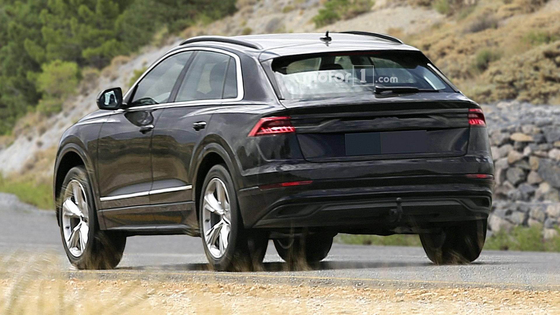 Audi Q8 Rs Q8 Onderaan Autoweek Nl