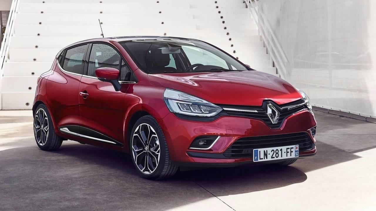 1 - Renault Clio