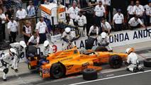 El Mejor momento del Año: Alonso en la Indy500