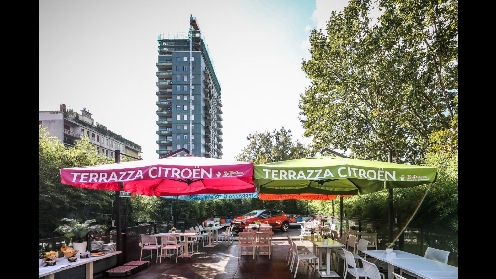 Emejing Ristorante La Terrazza Milano Images - Design and Ideas ...