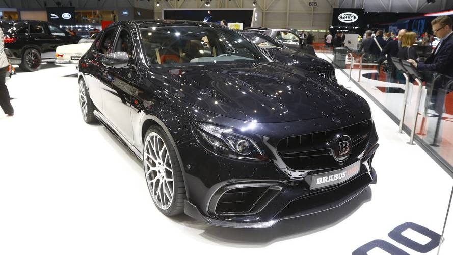 S63-Based Brabus 800 Sedan And Coupe Live From Geneva Motor Show
