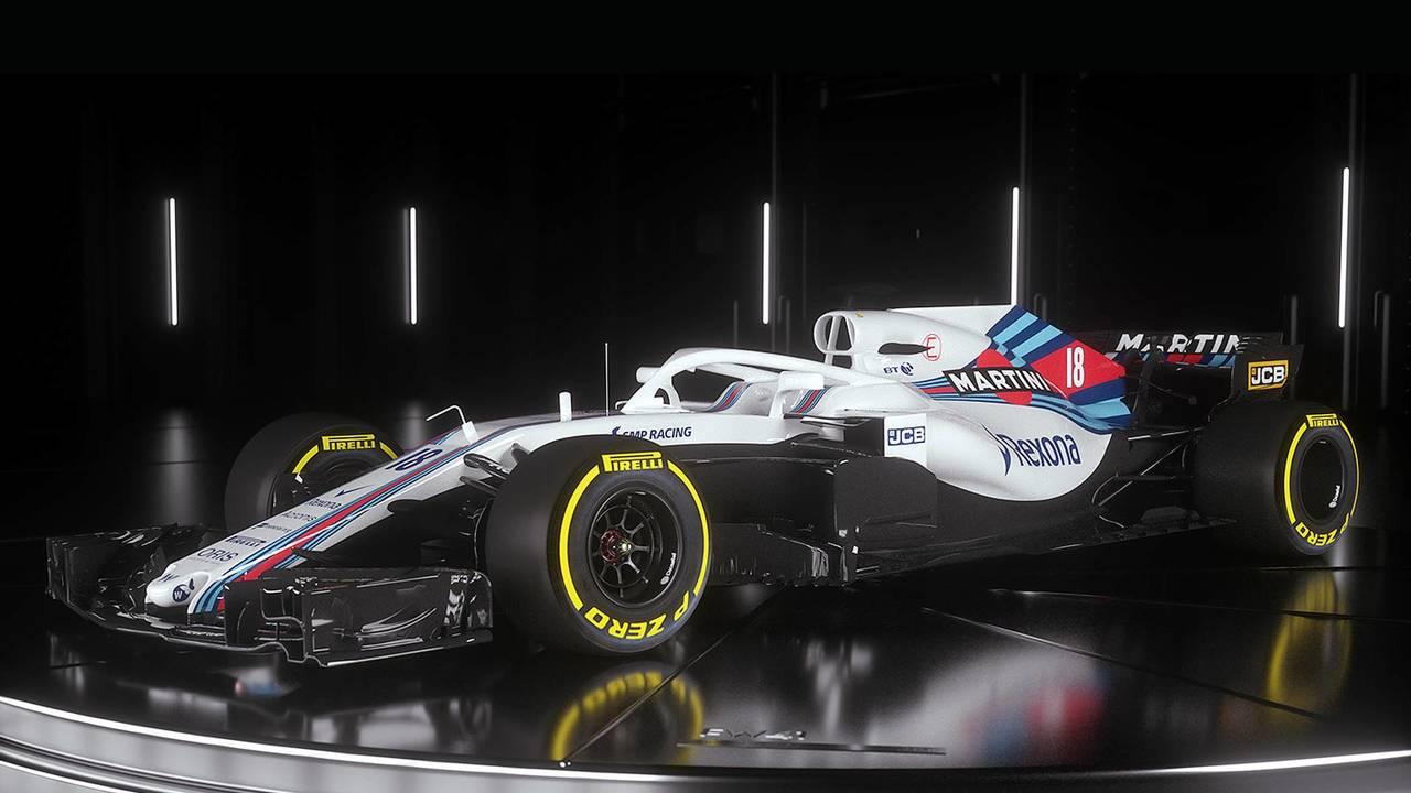 El nuevo Williams FW41