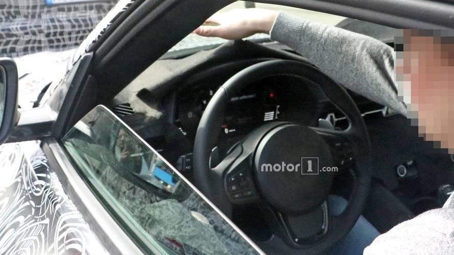2018 Toyota Supra Yeni Casus Fotoğrafları