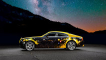 La Rolls-Royce Wraith di Antonio Brown