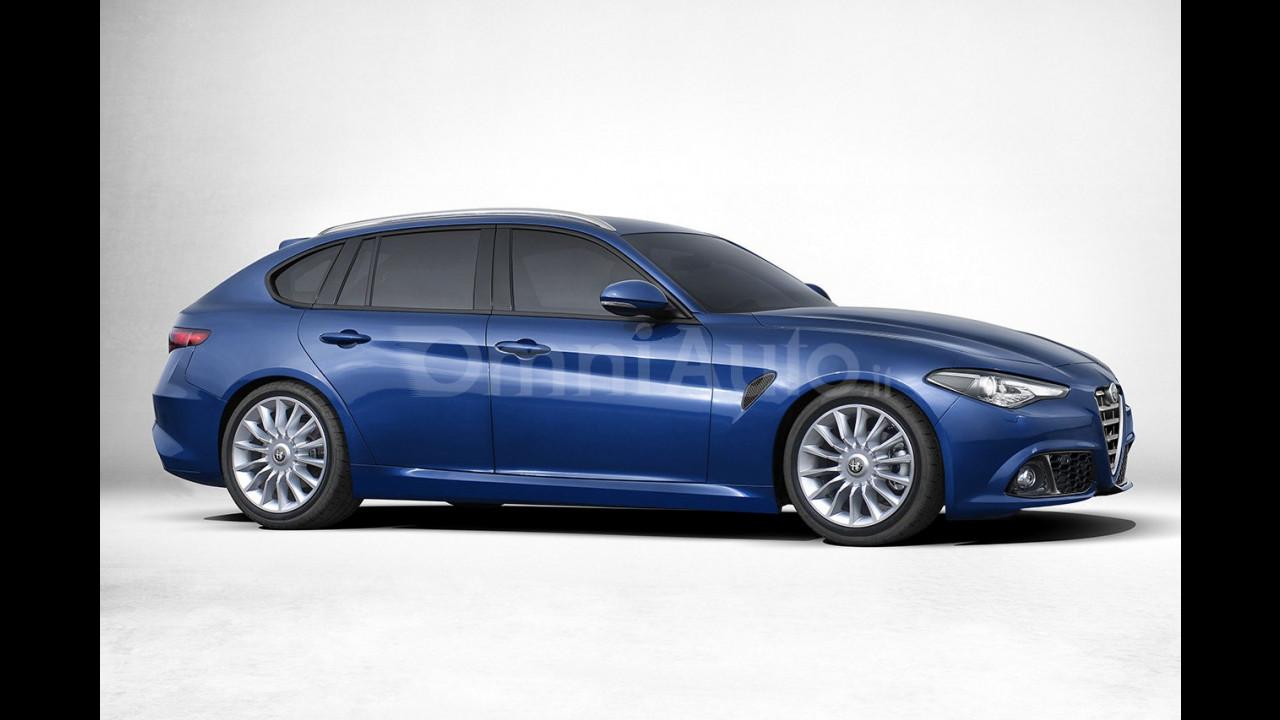 Alfa Romeo, le auto che verranno 001
