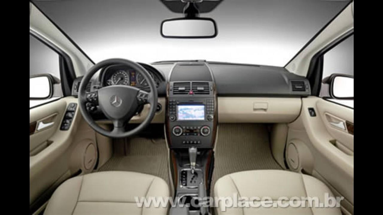 Mercedes Classe A 2009 recebe facelift e motores com tecnologia BlueEFFICIENCY