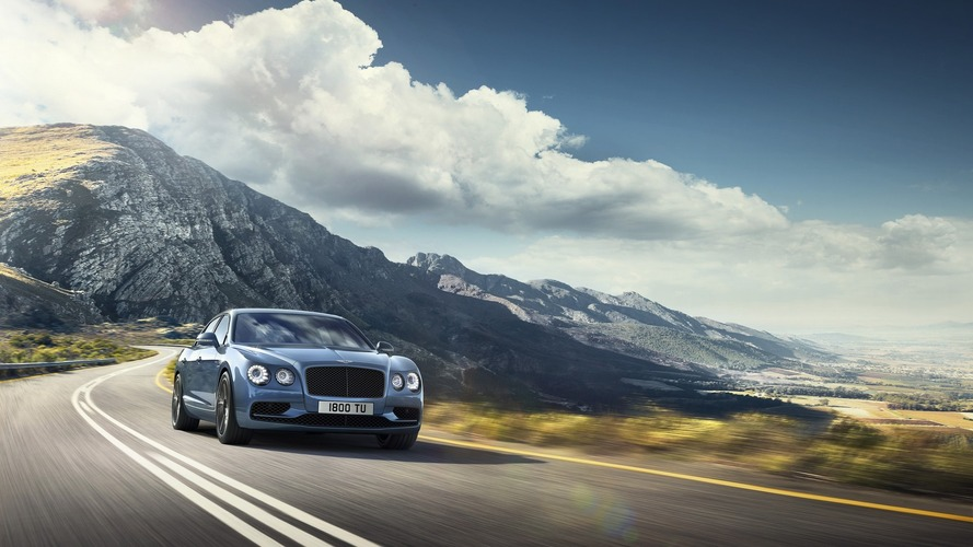 2017 Bentley Flying Spur W12 S First Drive