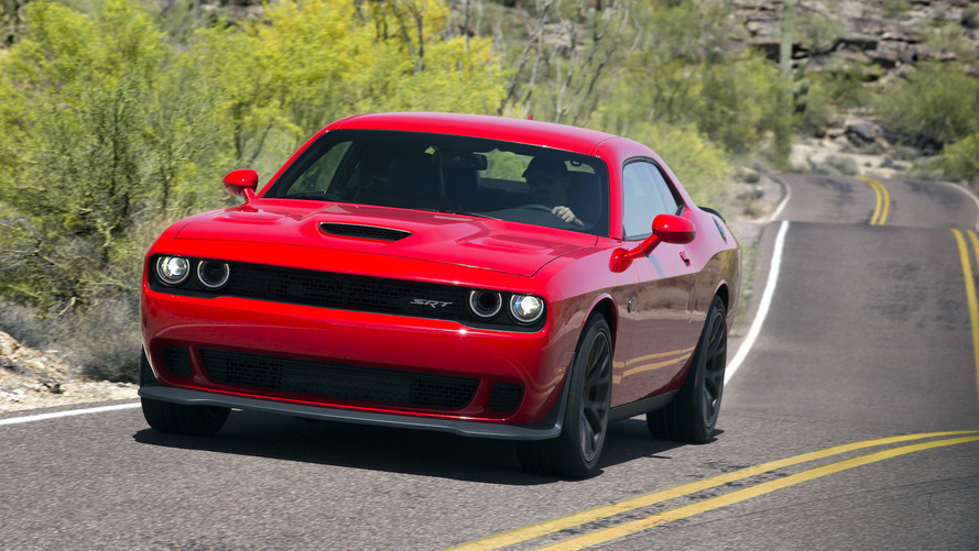 Dodge Challenger Outsells Both Mustang And Camaro In June
