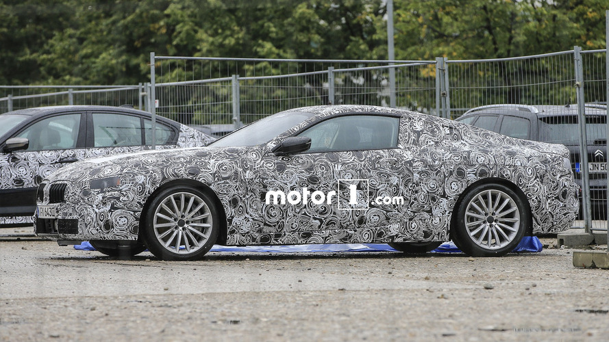 BMW 8 Series production stirs up rumors of 600-hp M8